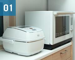 家具・家電の回収、処分